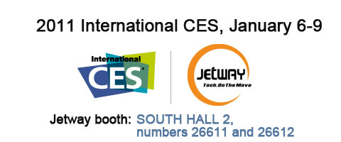 Jetway 2011 International CES